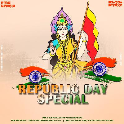 Indian Anthem ( Republic Day Special ) - DJ Sam3dm SparkZ n DJ Prks SparkZ
