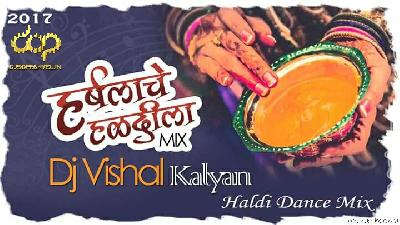 Harshalache Haldila Dance Mix Dj Vishal Kalyan