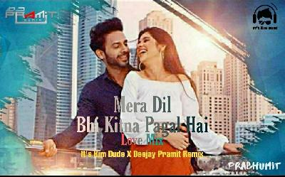 Mera Dil Bhi Kitna Pagal He - Remix - Its Kim Dude x Deejay Pramit Remix