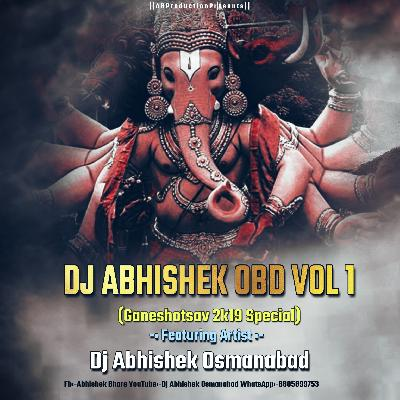 4 Morya Re Bappa Morya Re-Nashik Dhol Mix-Dj Abhishek