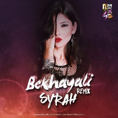 Bekhayali Remix Dj Syrah Mp3 Dj Single Remix Song Free