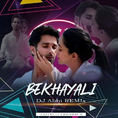 Bekhayali Dj Abhi Remix Mp3 Dj Single Remix Song Free Download