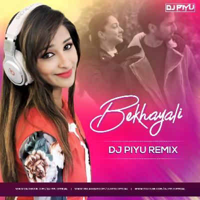Bekhayali Dj Piyu Remix Mp3 Dj Single Remix Song Free Download