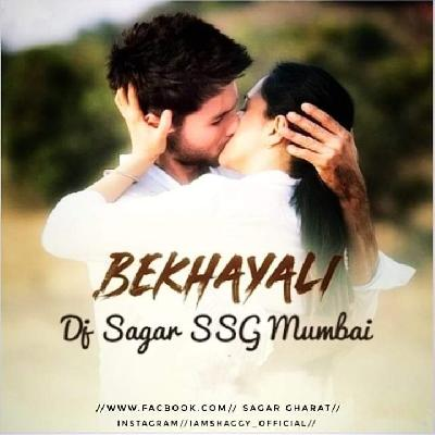 Bekhayali Kabir Singh Dj Sagar Ssg Mumbai Mp3 Dj Single Remix Song